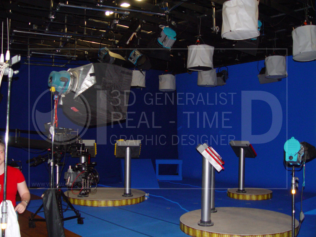 rivr media intersense virtual studio