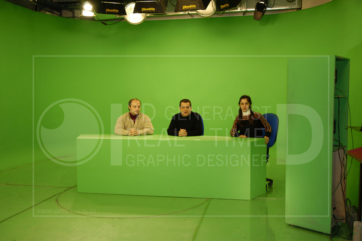 studio light smooth real time vizrt orad Brainstorm Studio